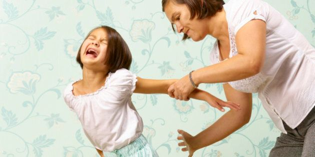 Spanking Kids Is Just Hitting Kids, and It Doesn't
