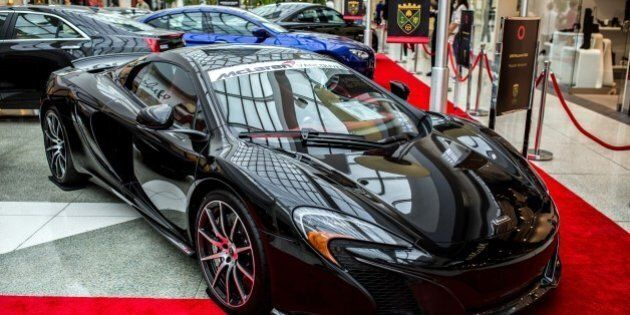Vancouver Luxury & Supercar Weekend Brings Out The Fancy Toys