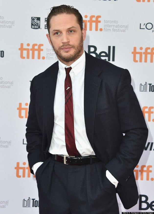 Tom Hardy TIFF 2014: 'The Drop' Star Brings The Hotness To