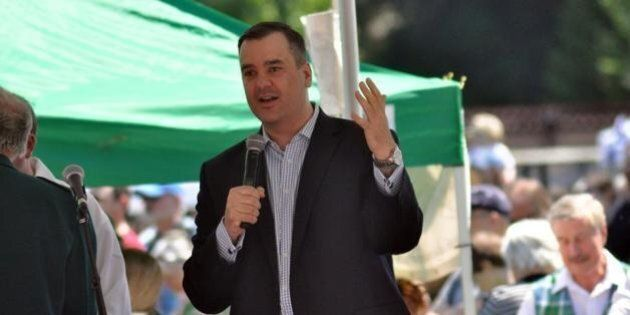 James Moore Calls Provincial Trade Barriers 'Perfect Storm Of