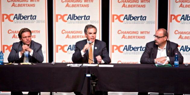 Alberta PCs Voting To Choose New Leader And