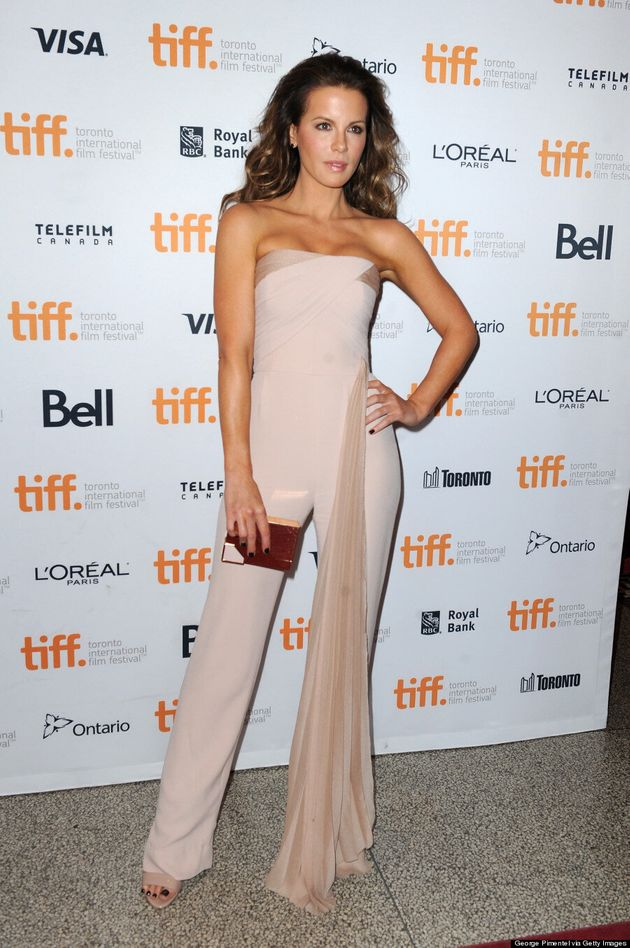 Kate Beckinsale TIFF 2014: Actress Has The 'Face Of An