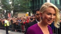 Naomi Watts' Purple Dress Is