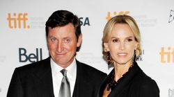 Wayne & Janet Gretzky Make One Hot