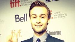 Douglas Booth Sets Hearts