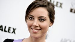 Aubrey Plaza Doesn't Look Like This