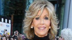 Jane Fonda Looks Half Her Age In Elegant