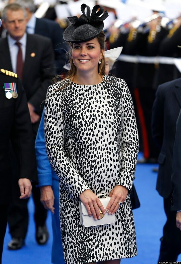 Kate Middleton Pregnant: Duchess Of Cambridge's Best Maternity Outfits
