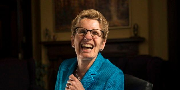Kathleen Wynne's Approval Rating Jumps Months After Huge Win, Poll