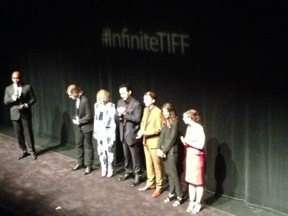 TIFF 2014: The Best Films So Far, Fan-Girling and the Perfect