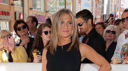 Jennifer Aniston Rocks An