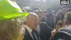 Pris à partie par des gilets jaunes à Nice, Ciotti dénonce