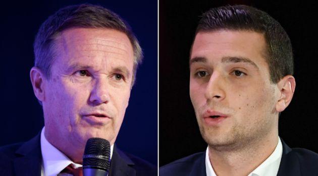 Sophie Montel soutiendra le parti de Nicolas Dupont-Aignan, tandis que Virginie Angevin votera pour la...