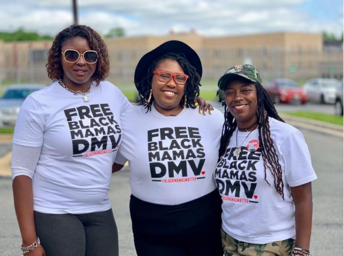 Free Black Mamas DMV