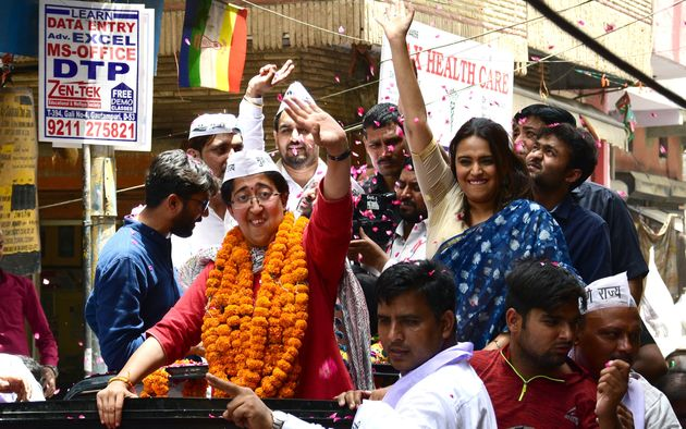 Will East Delhi Choose AAP's Atishi Over BJP's Gautam