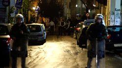 Επίθεση με μολότοφ κατά των φρουρών στα γραφεία του ΣΥΡΙΖΑ στην