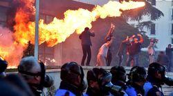 Αλβανία: Εριξαν μολότοφ στο γραφείο του Ράμα στα