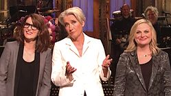 'Saturday Night Live' Moms And A Son Pay Sweet Homage To