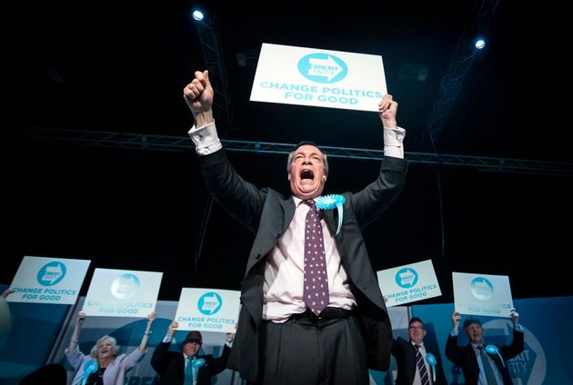 The Latest General Election Poll Is Devastating For The Tories But Great News For Nigel