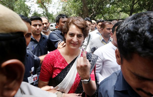 'Clear That BJP Govt Is Going,' Says Priyanka Gandhi After Casting
