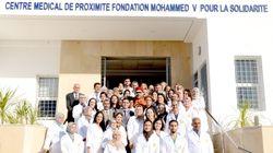 Rabat: Le roi inaugure un centre médical de proximité dans le quartier Al