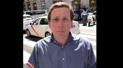 Lo que el candidato del PP al Ayuntamiento de Madrid no dice cuando critica los atascos en la calle