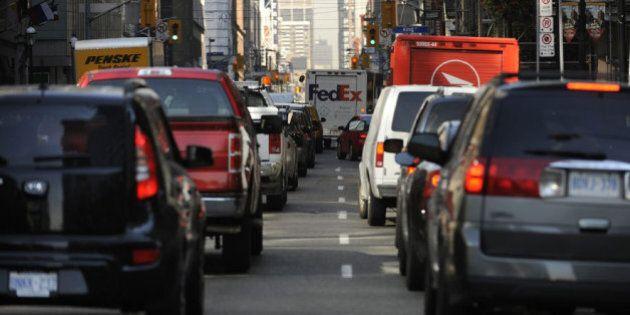 Toronto Gridlock Hindering Canada's Economy: