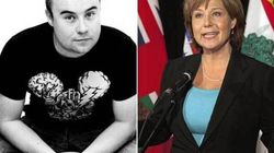 Christy Clark MILF Question Crossed Someone's Version Of 'The