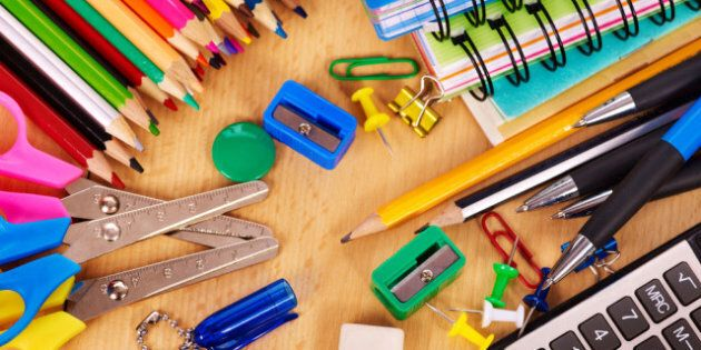 Cool School Supplies: Going Above And Beyond In