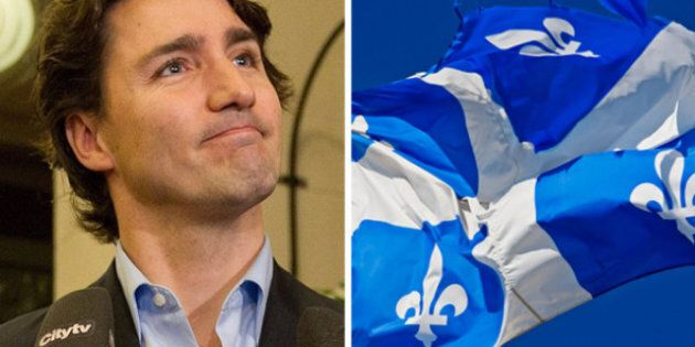 Justin Trudeau On Quebec Constitutional Changes: Not