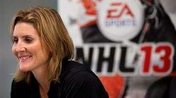 She Shoots, She Scores!: Calgary's Wickenheiser Makes Video Game