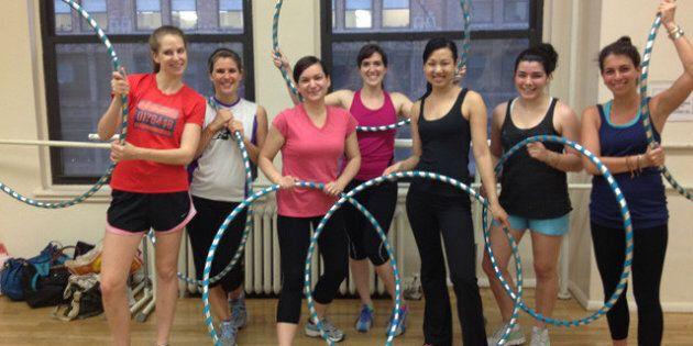The Workout Diaries: Fad #5, Hula