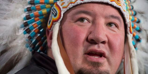 Manitoba Chiefs Pledge Unity As Spence Continues