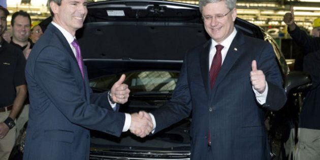 Toyota Lexus Plant In Cambridge, Ontario Gets $34 Million From Ottawa And