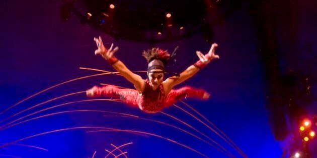 Bell Juggles Partnership With Cirque Du