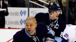 Iginla Debuts As A