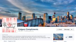 New 'Calgary Compliments' Facebook Page Takes the
