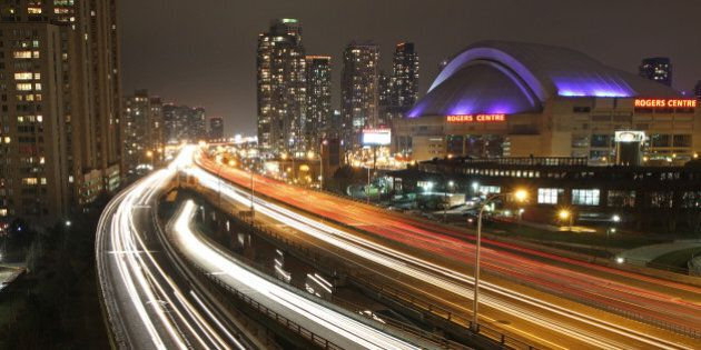 Part Of Toronto Highway Closed For 'Parts'
