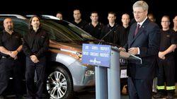 Harper Wants Broad Consensus On Mali