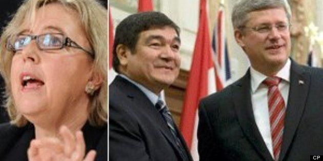 Labrador Byelection: Elizabeth May Wonders If Harper Violated Conflict Of Interest Act For