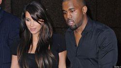 Kim Flashes Serious