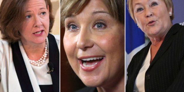 Woman Politicians Canada: Will Ontario Add A Sixth Female