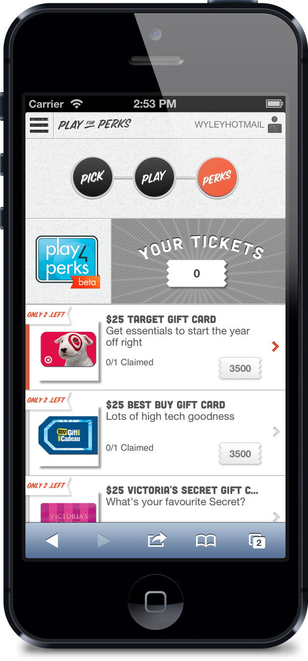 Play4Perks Means Earning Rewards While Playing Games On Your