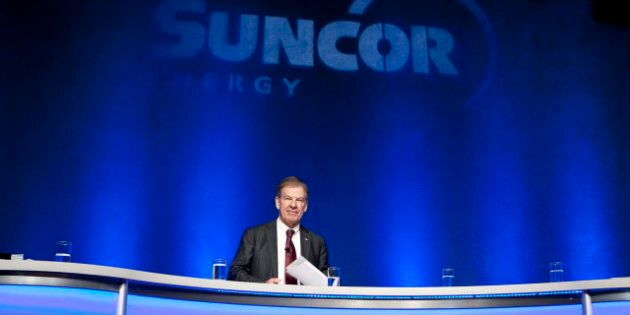 Rick George, Ex-Suncor CEO, Says Pipelines A Matter Of Canadian