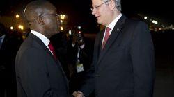 Harper Stresses Human Rights Concerns At Francophone