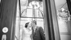 Artsy Nuptials At Toronto's Historic Gladstone
