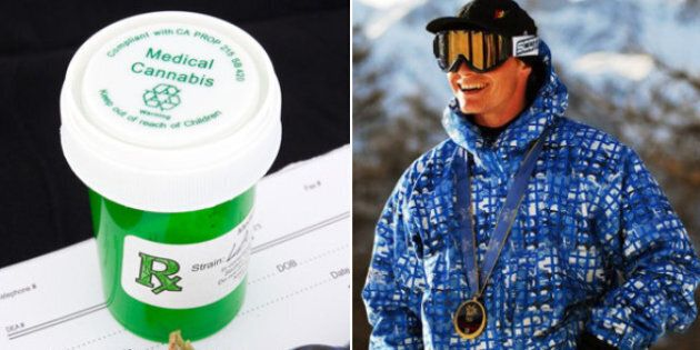 Ross Rebagliati Marijuana Store: Olympic Medallist To Open Medical