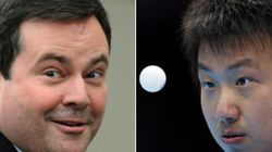 Kenney's Office Was Lobbied On Ping Pong