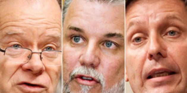 Quebec Liberal Leadership Candidates Tackle Corruption In 2nd