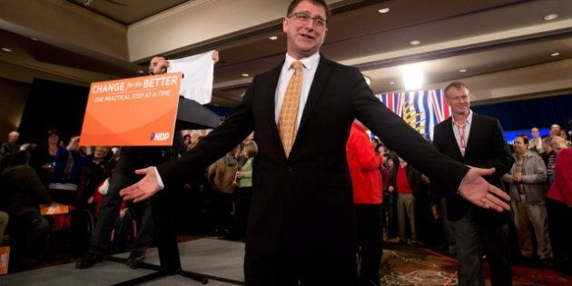 BC Election 2013: NDP Hopes To Win On Positive